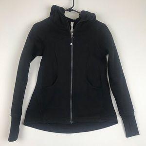 Lululemon pleat to street hoodie jacket